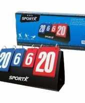 Sport scoreboard trend