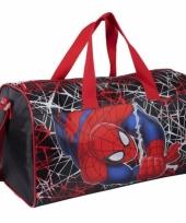 Sporttas spiderman 43 cm trend