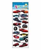 Sportwagens stickervellen trend