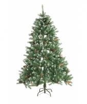 Spruce dennenappel kunst kerstboom trend