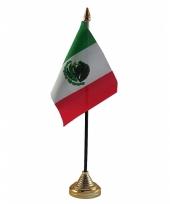 Standaard met vlaggetje mexico trend