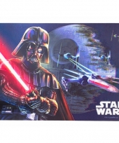 Star wars 3d placemat type 2 trend
