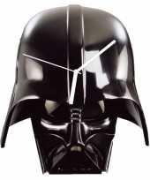 Star wars darth vader 3d klok 20 cm trend