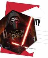 Star wars partijtje uitnodigingen trend 10145183