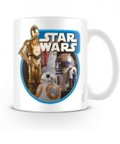 Star wars robots koffiemok porselein trend