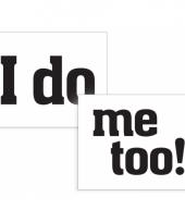 Stickers i do me too trend
