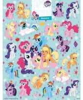 Stickervel my little pony groot trend