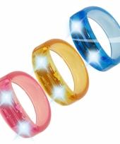 Stoere lichtgevende armbanden trend