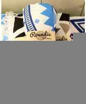 Strandkleed mandala roundie bruin 150 cm trend