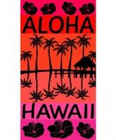 Strandlaken aloha 95 100 x 175 cm trend