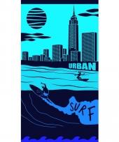 Strandlaken city surf 95 100 x 175 cm trend