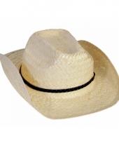 Stro hoeden cuba trend
