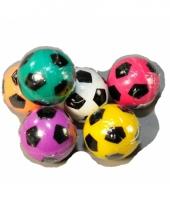 Stuiterende voetbal 3 5 cm trend