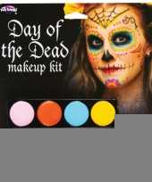 Sugarskulls makeup set trend