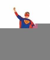 Super jongen kinderverkleedkleding trend