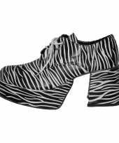 Super zebra schoen trend