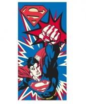 Superman badlaken trend
