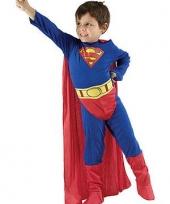 Superman carnavalskleding kinderen trend