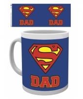 Superman dad mokken 285ml trend