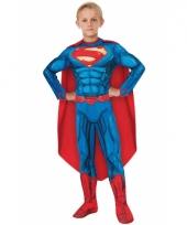 Superman kostuum luxe voor kids trend