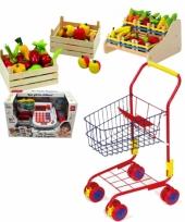 Supermarkt speelset compleet trend