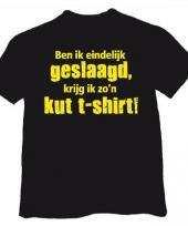 T shirt geslaagd trend