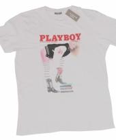 T shirt playboy schoolgirl trend