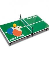 Tafel tennis voor op kantoor trend