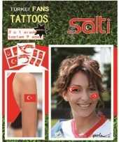Tattoos turkije 9 stuks trend