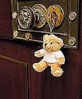 Teddybeer sleutelhanger trend