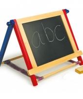 Teken en krijtbord 46 cm trend