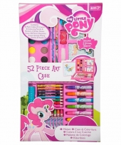 Tekendoos my little pony 52 delig trend