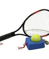 Tennis trainer met 4 meter touw en tennisbal trend