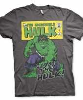 The incredible hulk heren t-shirt trend