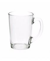 Thee glas beker basic 320 ml trend