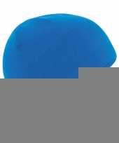 Thermo microfleece muts blauw voor dames trend
