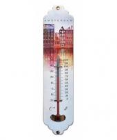Thermometer amsterdam voor binnen trend