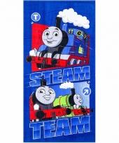 Thomas de trein badlaken 70 x 140 cm type 2 trend