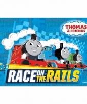 Thomas de trein placemat 43 x 29 cm trend