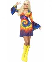 Tie dye jurkje voor dames trend