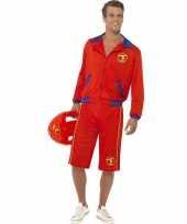 Toppers baywatch verkleed kostuum voor heren trend