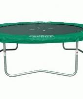 Trampoline 244 cm outdoor groen trend