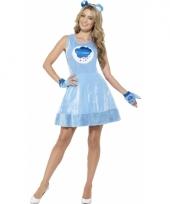 Troetelbeer jurkje blauwe voor dames trend