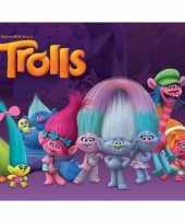 Trolls characters films poster 40 x 50 cm trend