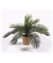 Tropische kunstplant cycas palm 35 cm trend
