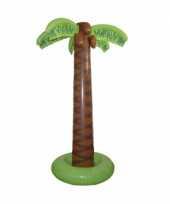 Tropische versiering palmboom trend