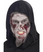 Tube zombie schmink trend