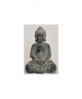 Tuin beeld boeddha 34 cm trend