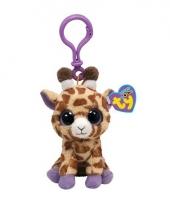 Ty beanie safari sleutelhanger giraffe trend