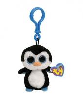 Ty beanie waddles sleutelhanger pinguin trend